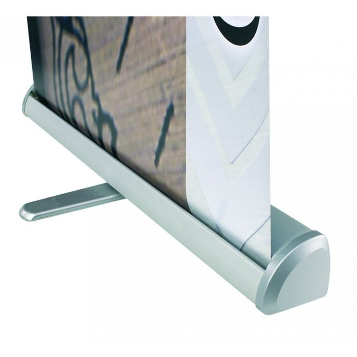 Wide Roll Up Banner Base