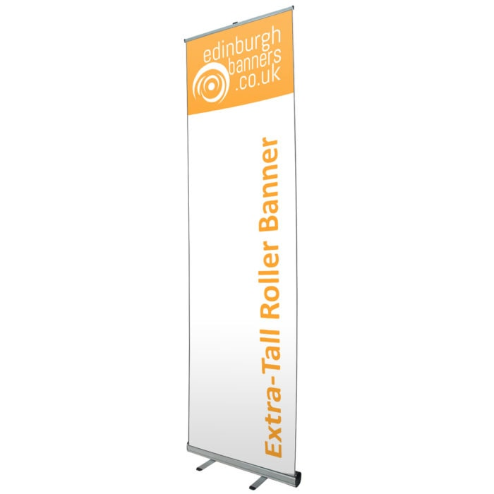 Extra Tall Roll Up Banner