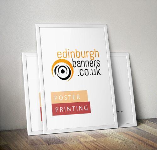Poster Printing Edinburgh Banners