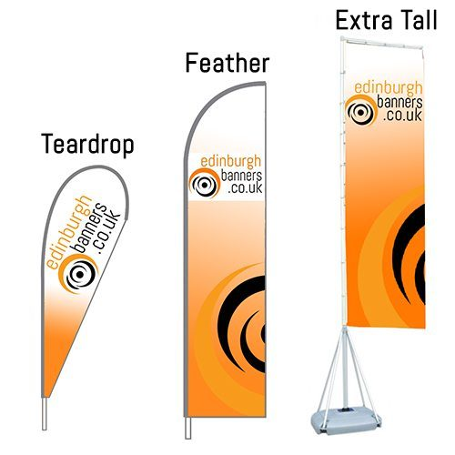 Printed Feather Flags