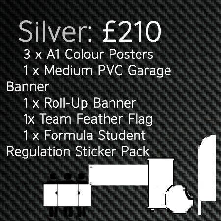 Formula Student Silver Printing Package