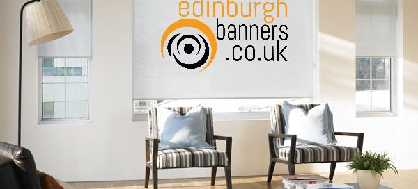 Printed Logo Blinds