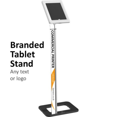 Any Branding Freestanding Tablet Stand