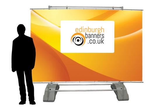 Outdoor Banner Frame XL