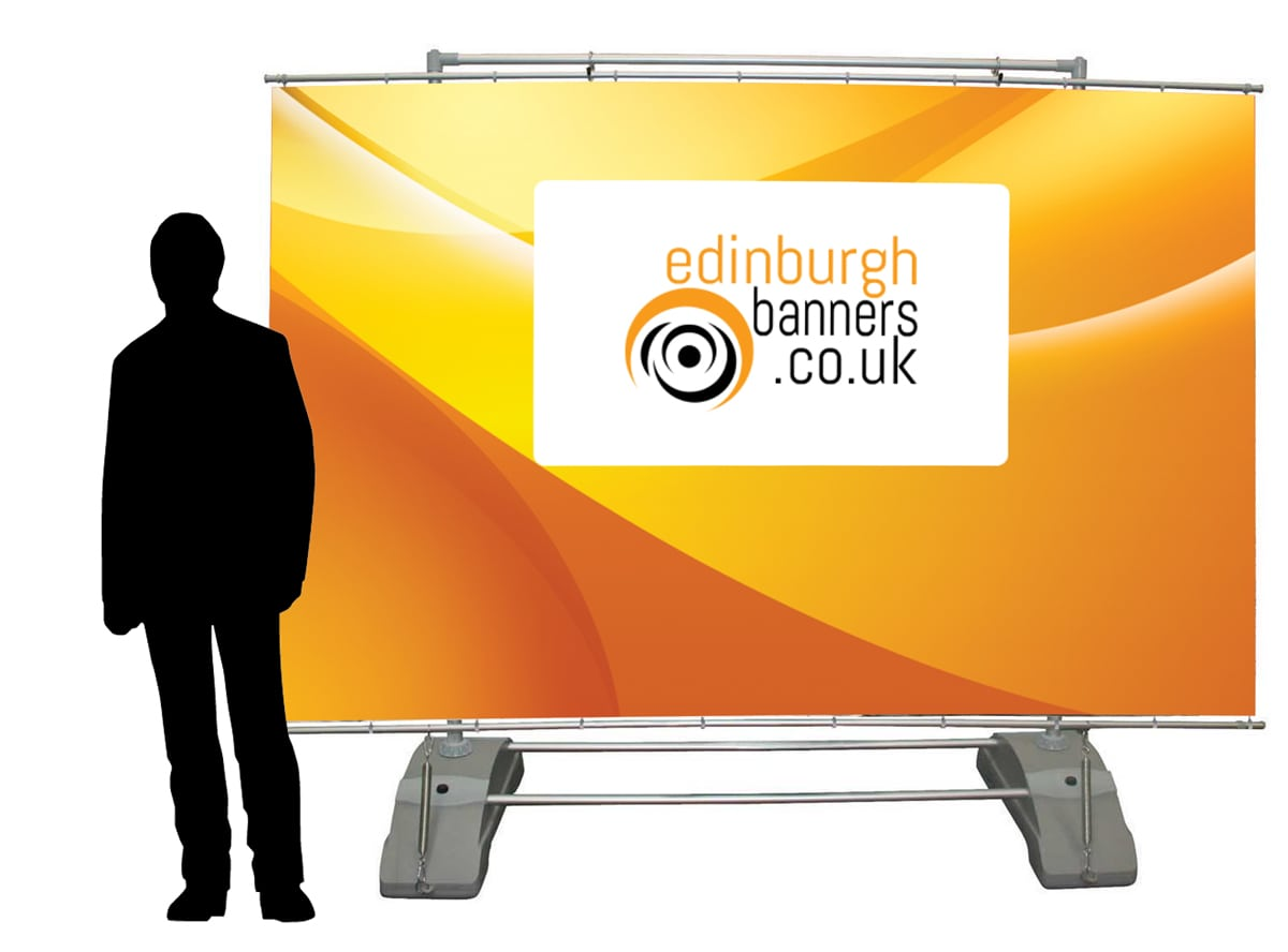 Outdoor Banner Frame XL