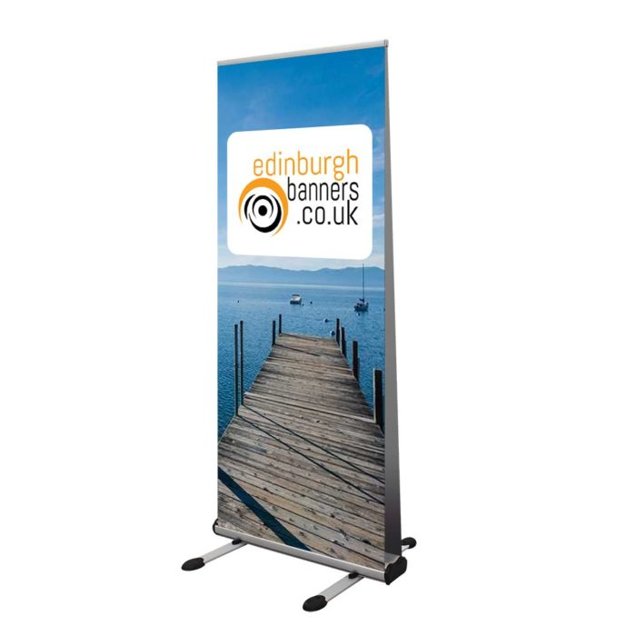 Outdoor Roller Banner Type 1