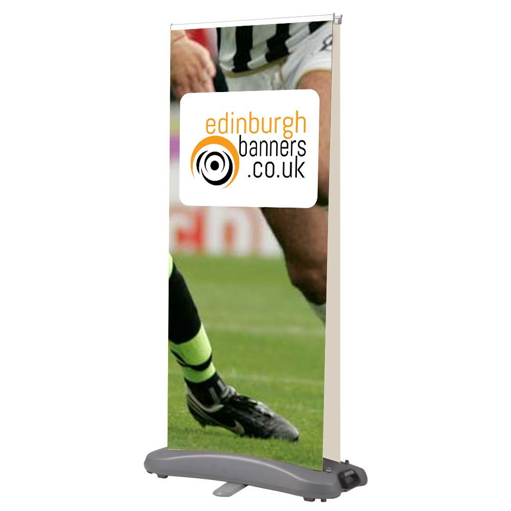 Outdoor Roller Banner Type 2