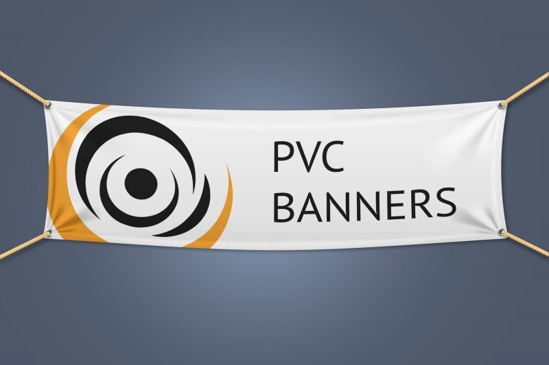 Hanging a PVC Banner
