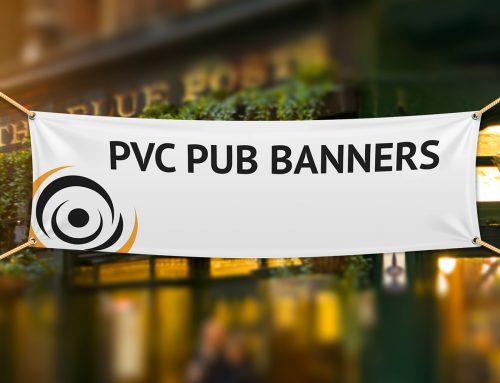 Why PVC Pub Banners Beat Social Media Marketing