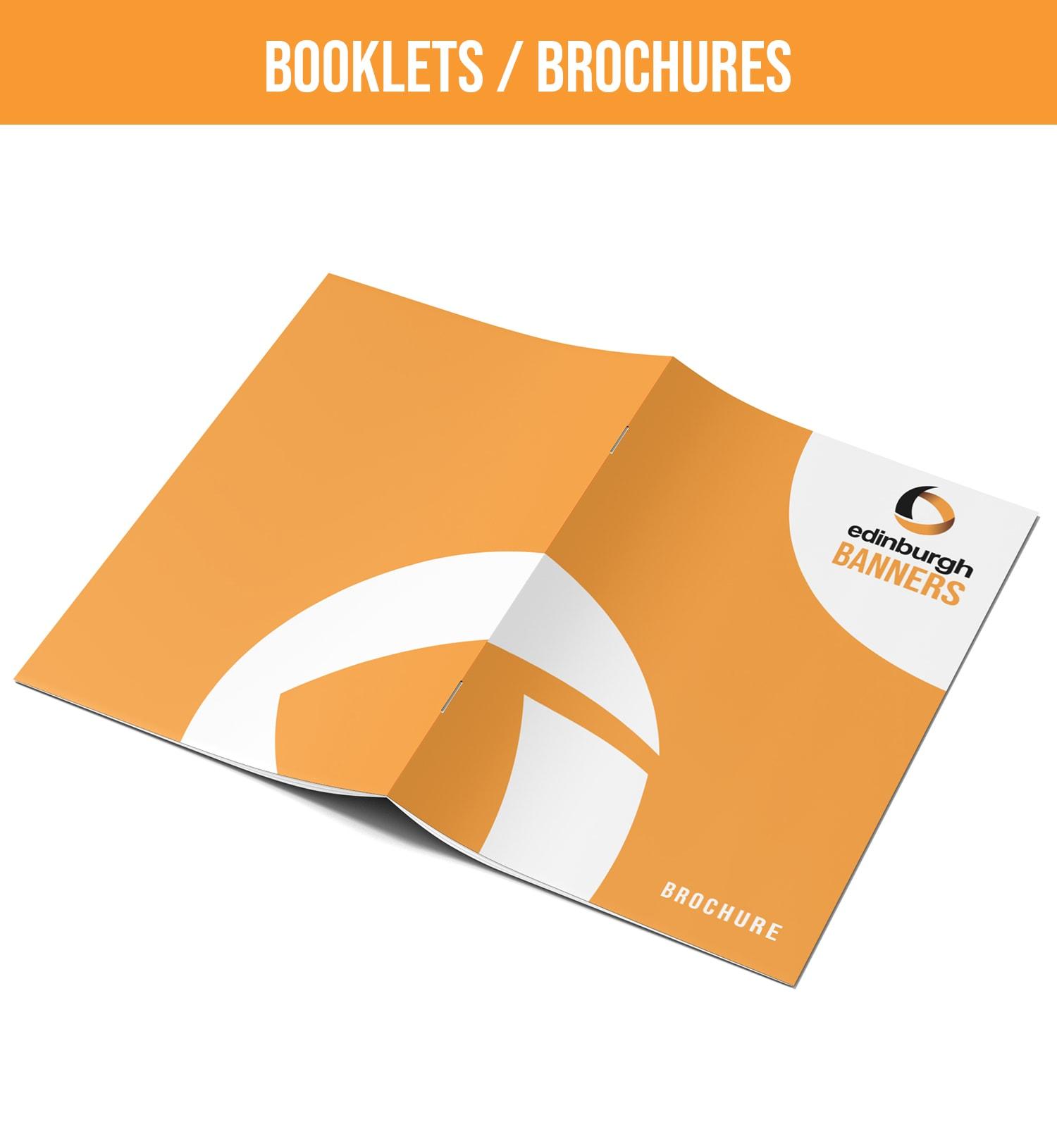 Printed Bookles